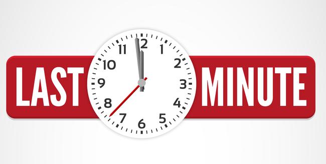 Automatische last-minute kortingen