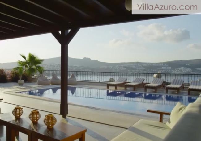 Villa Azuro Vakantievilla's Turkije