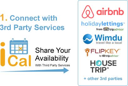 Synchroniseer airbnb met Verhuuradministratie