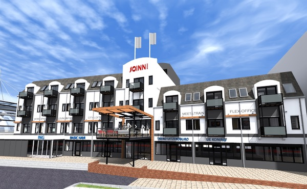 JOINN! - Hotspot voor Lounge, Work en Short Stay