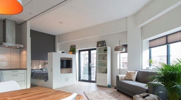 JOINN! - Tijdelijke woonruimte met het gevoel van thuis!