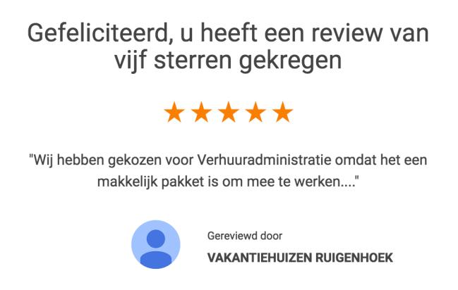 Review Vakantiehuizen Ruigenhoek